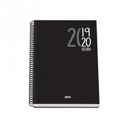 DOHE Agenda escolar SIGMA D/P A6 2020/2021 NEGRO
