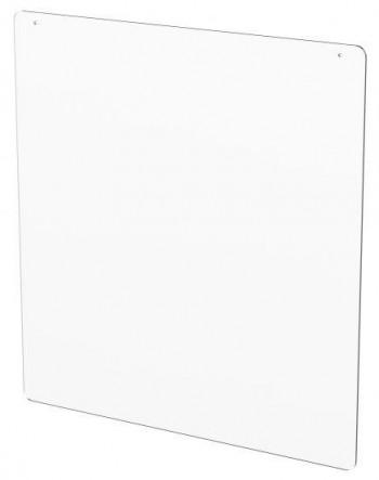 ARCHIVO2000 Mampara de protección de colgante metacrilato transparente 5mm de espesor 850x750mm