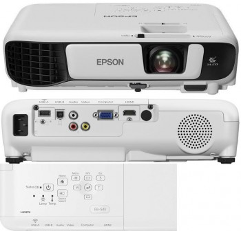 EPSON Proyector multimedia EB-S41