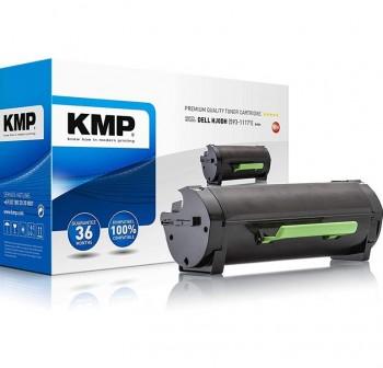 Tóner Láser KMP compatible Dell 59310067 negro