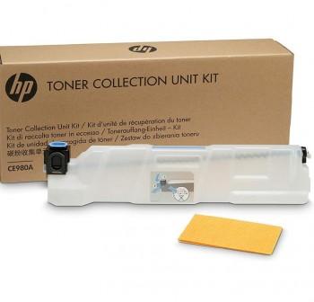 HP Caja recogida toner laser CE980A original