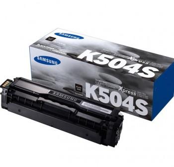 Tóner Láser Samsung CLT-K504S/ELS negro