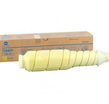 Tóner láser Konica Minolta A0VW250 amarillo