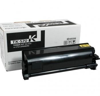KYOCERA Toner laser TK-570K original NEGRO 16k