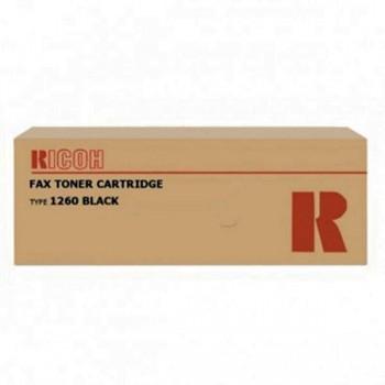 RICOH Toner laser 412895 TYPE 1260D original 5k NEGRO