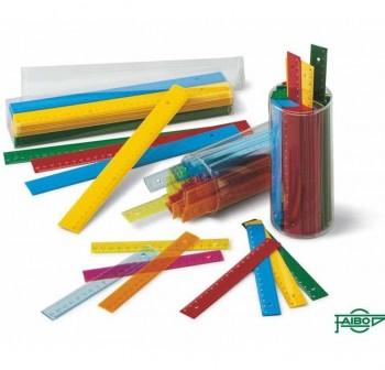 FAIBO Regla de plastico