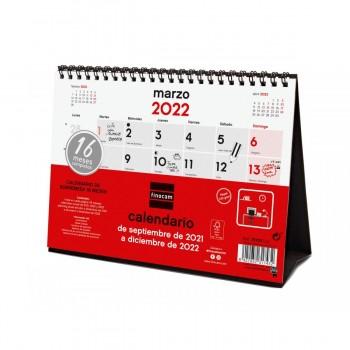 Calendario Finocam SOBREMESA S 2021/2022 ESCOLAR (16 meses)