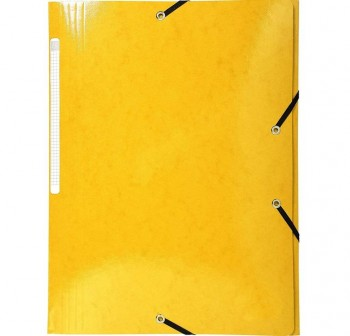 PAPIER Carpeta carton elastico con solapa