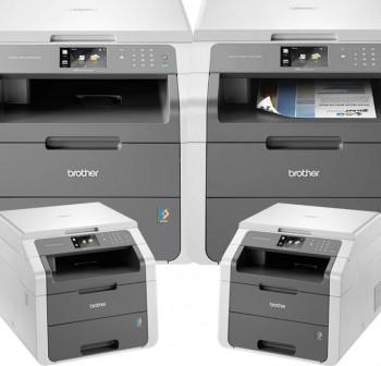 BROTHER Impresora DCP-9015CDW  láser negro A4
