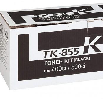 Tóner láser Kyocera TK-855K negro (25k)