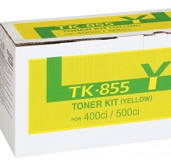 Tóner láser Kyocera TK-855Y amarillo (18k)