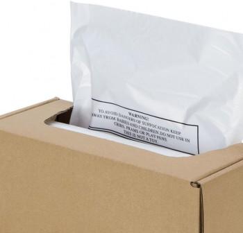 FELLOWES Pack 50 bolsas automax 300c-500c (94 litros capacidad)