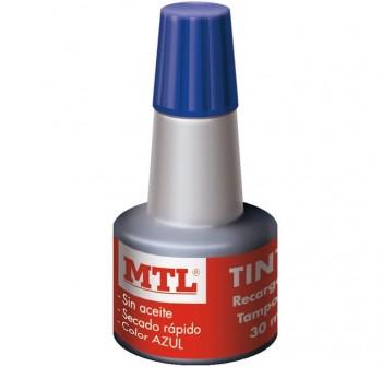 MTL Tinta sellar 30ml azul
