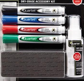 QUARTET Kit de escritura + limpieza pizarra