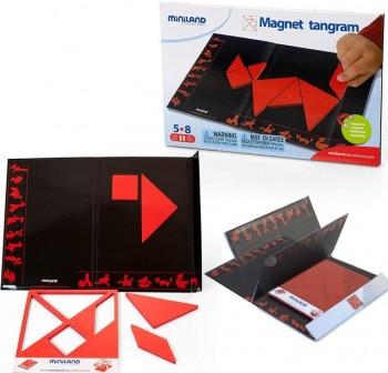 MINILAND Magnetic tangram