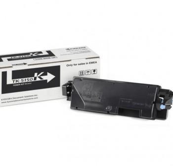 KYOCERA Toner laser TK-5150K 12k negro original (P6035)