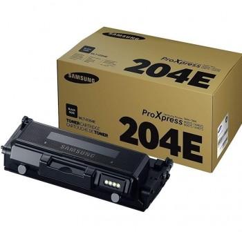 SAMSUNG Toner laser MLT-D204E/ELS NEGRO (10K) ORIGINAL