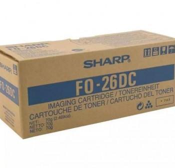SHARP Toner fotocopiadora F0-26DC original