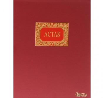A.G. Libro de contabilidad cosido