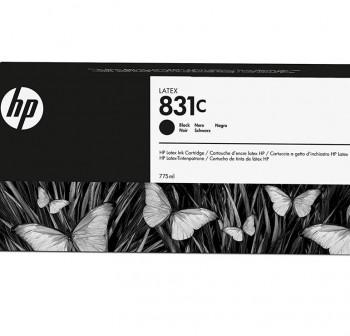 HP Cartucho inkjet CZ694A negro nº831C 775ml