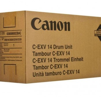 CANON Tambor fotocopiadora IR-2016/2020 negro original CEXV14 55k