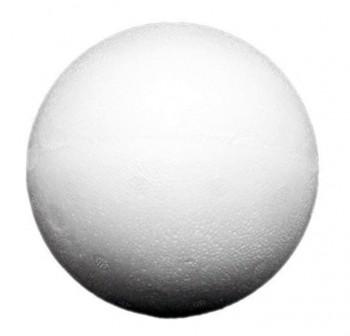 PRYSE Bolsa 2 bolas poliestireno 80mm diametro