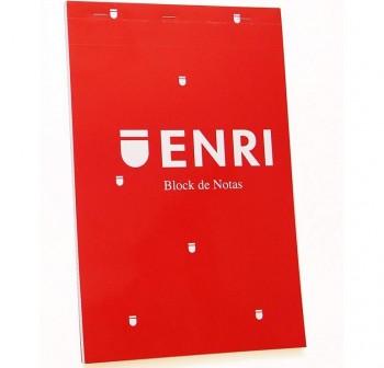 ENRI Bloc notas 80 hojas FOLIO LISO