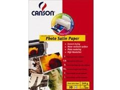 CANSON Papel Din A4 glossy