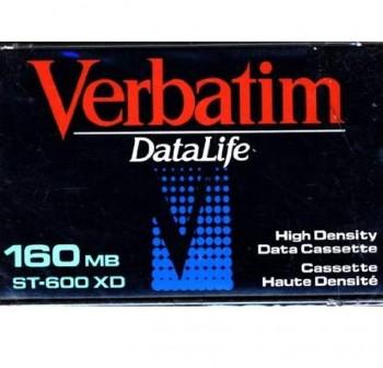 VERBATIM Datalife st-600 xd 160Mb.