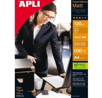 APLI Papel matt (fotografico)