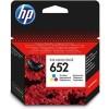 HP Cartucho inkjet F6V24AE COLOR Nº652 (200pag) original