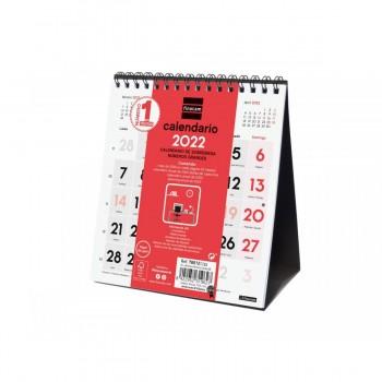 FINOCAM Calendario sobremesa XS numeros grandes 2022