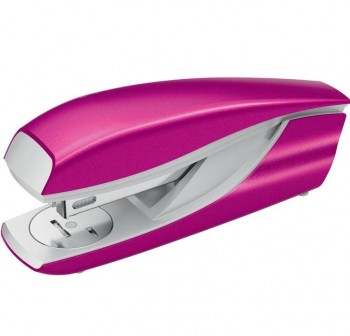Grapadora Petrus 635 rosa metal