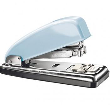 Grapadora Petrus 226 retro fondant blue azul/cromado
