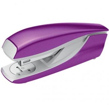Grapadora Petrus 635 30h violeta metal