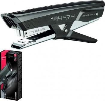 Grapadora de pinza Advanced metal 24/6-26/6 color topo