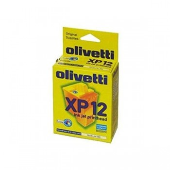 OLIVETTI Cartucho inkjet XP-12 color original