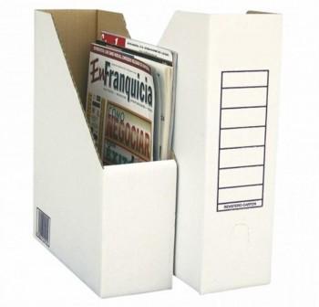 PAPCAN Revistero carton FOLIO