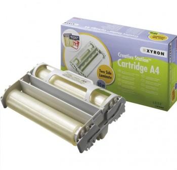 Cartucho plastificación doble cara xyron A4 10m 80mic
