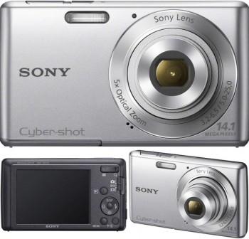 Cámara fotografica Sony cyber-shot 14,1 mm pixels