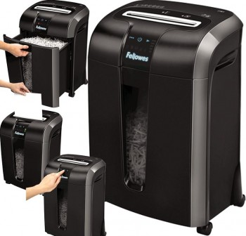 Destructora oficina Fellowes 73CI corte micropartículas