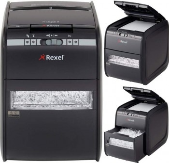 Destructora automática Rexel Auto+ 90X Shredder