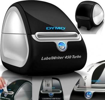 Etiquetadora Dymo LabelWriter 450 turbo