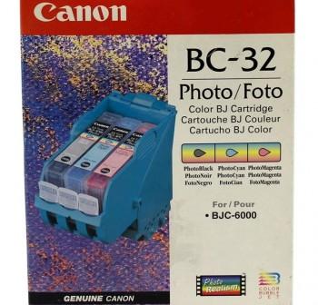 CANON Cartucho inkjet BC-32 foto original