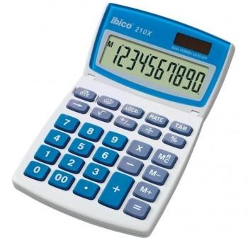 Calculadora Ibico 210x 10 digitos