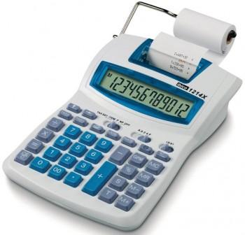 Calculadora impresora Ibico 1214x 12 digitos