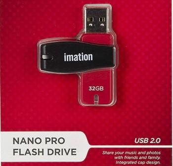Disco duro Usb nano flash drive Imation 32GB