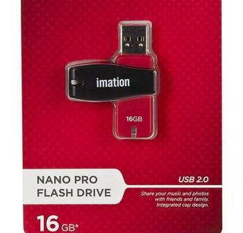 Disco duro USB Imation nano flash pocket 16GB