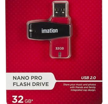Disco duro USB Imation nano flash pocket 32GB