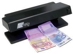 F7I Maquina detectora billetes falsos